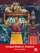 Libro de texto Telesecundaria Lengua Materna Español Tercer grado 2021-2022
