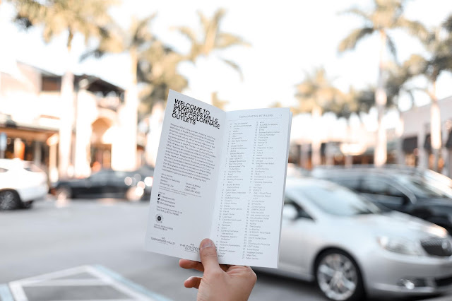 Destination Passport Coupon Books Miami Sawgrass Mills & The Colonnade Outlets