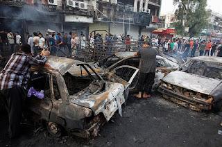 Explosão com carro-bomba mata ao menos 78 no Iraque
