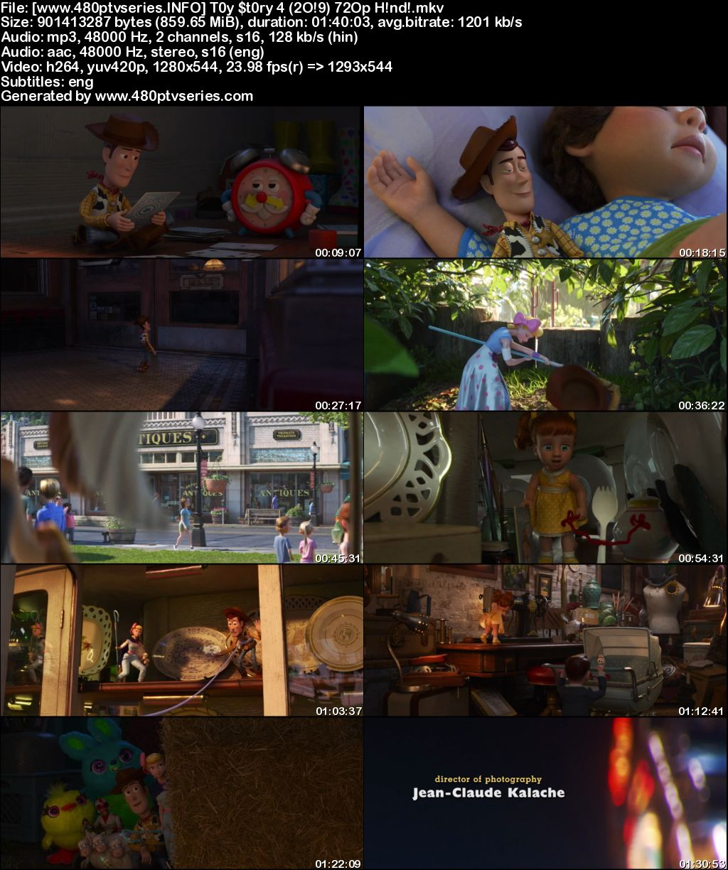 Download Toy Story 4 (2019) 850MB Full Hindi Dual Audio Movie Download 720p Bluray Free Watch Online Full Movie Download Worldfree4u 9xmovies
