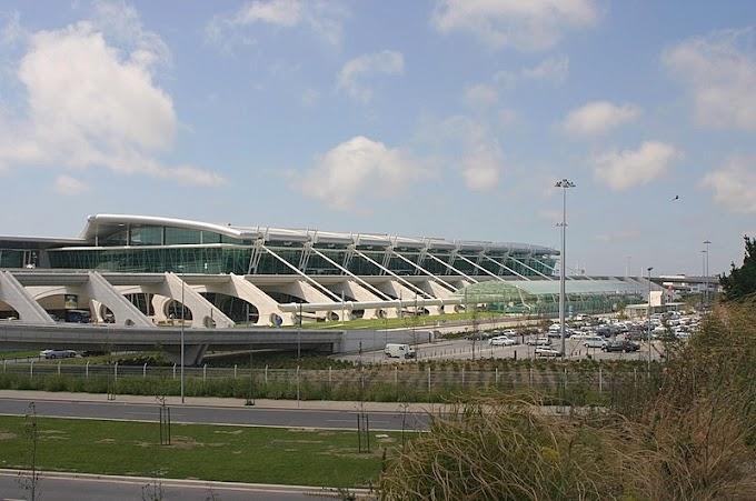 História do Aeroporto Francisco Sá Carneiro - PORTO