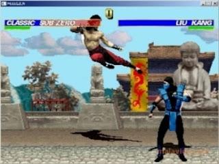 تحميل لعبة القتال المميت Mortal kombat مجانا