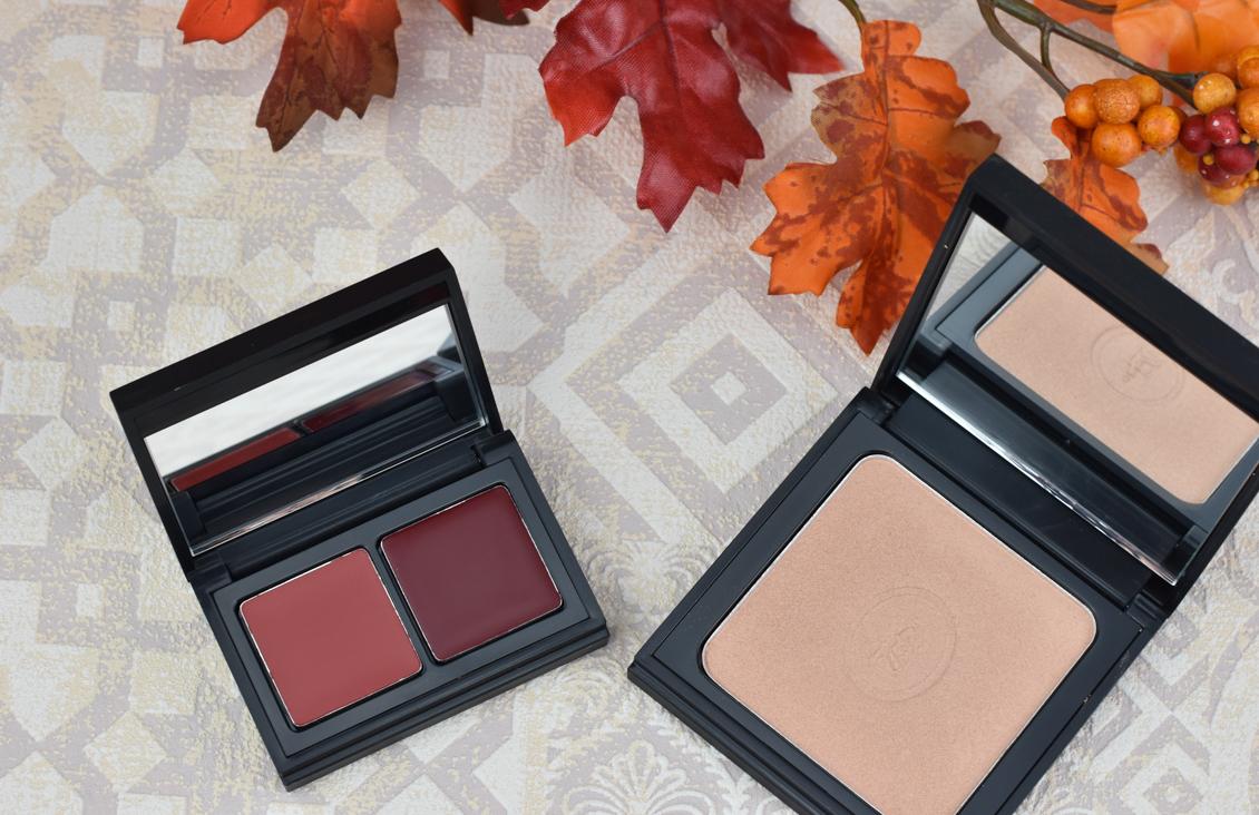 SOTHYS Box Herbst-Edition & Make-Up Kollektion Lippenstift Highlighter