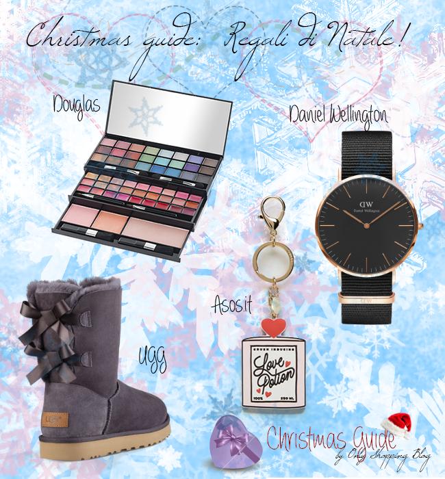 Regali Di Natale Per Tutti.Only Shopping Blog Fashion Blogger Christmas Guide Idee Regalo