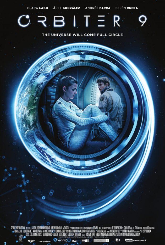 Órbita 9 / Orbiter 9 (2017) Legendado