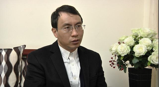 Luật sư Bùi Quang Hưng
