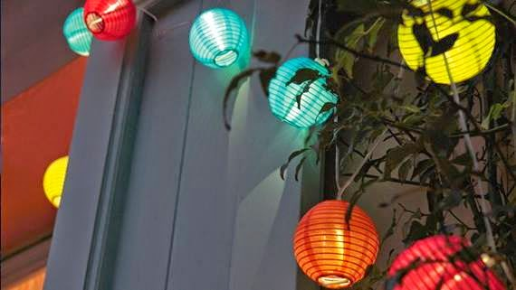 Garden Lighting Accessories & A Delightful Case Study 9