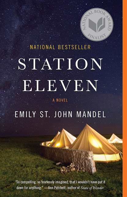 Review: Station Eleven by Emily St. John Mandel (What happens when a pandemic hits North America?)
