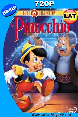 Pinocho (1940) Latino HD 720p ()