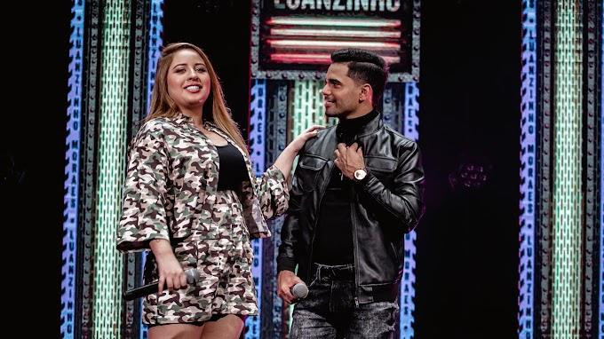 """Luanzinho lança segunda música do DVD """"Piseiro do Amor"""" com Mari Fernandez"""
