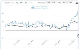 döviz karşılığı türk lirası swap piyasası tcmb