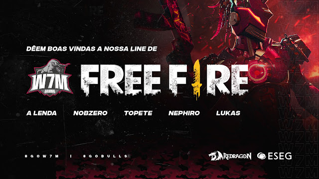 W7M Gaming Free Fire
