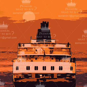 ship illustration vector | ship illustration drawing | ship boat illustration