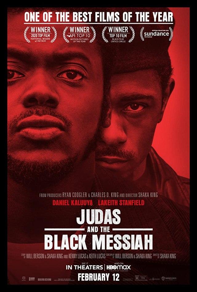 Crítica - Judas and the Black Messiah (2021)