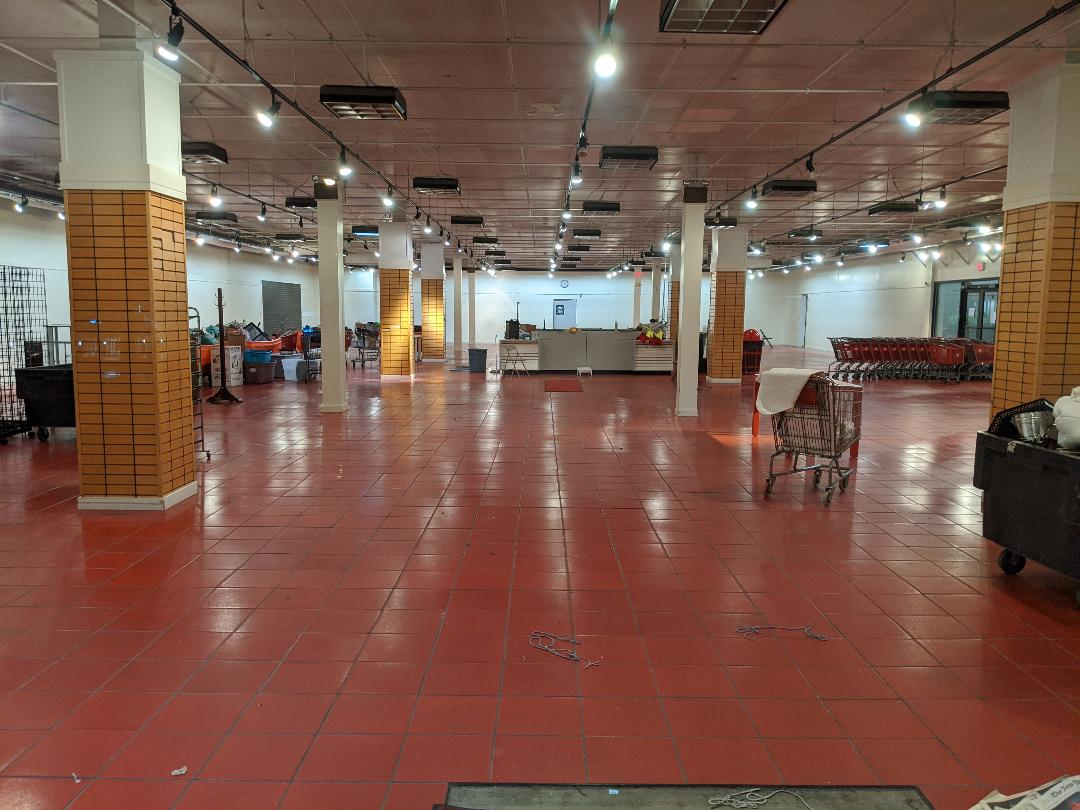 salvation army family store moves out