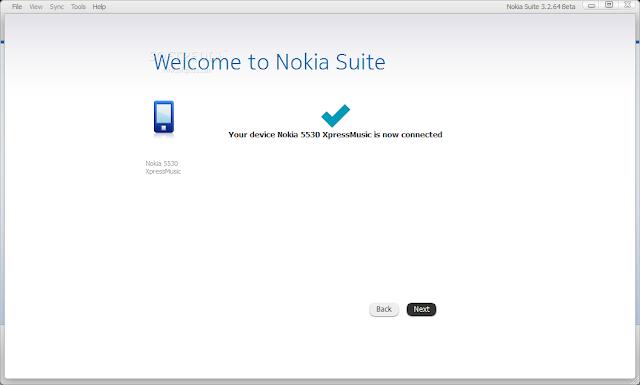 تحميل برنامج نوكيا للكمبيوتر Nokia PC Suite