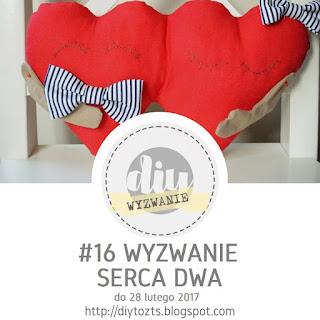 #16 Wyzwanie serca dwa