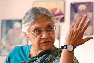 Three-time Chief Minister, Sheila Dixit passed away