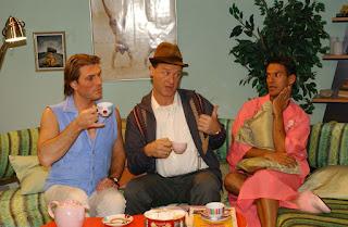 Frank W. Reidock, Tom Gerhardt und Michael Dierks