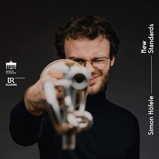 New Standards - Simon Höfele - Berlin Classics