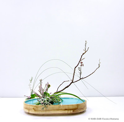 Ikebana-suikei-landscape-freestyle-wabisabi-escoladikebana