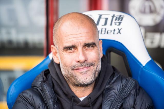 Pep Guardiola memuji Scouting sebagai 80% bagian dari Kesuksesan Manchester City
