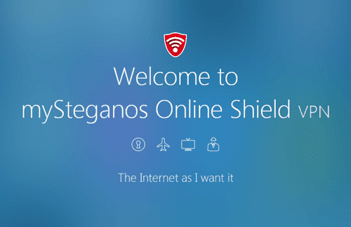 mySteganos Online Shield VPN Full Version