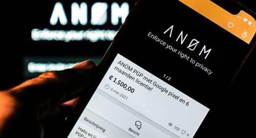Anom: An encrypted chatting platform for criminals