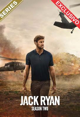 Jack Ryan (TV Series) S02 DVD HD Dual Latino + Sub 2DVD