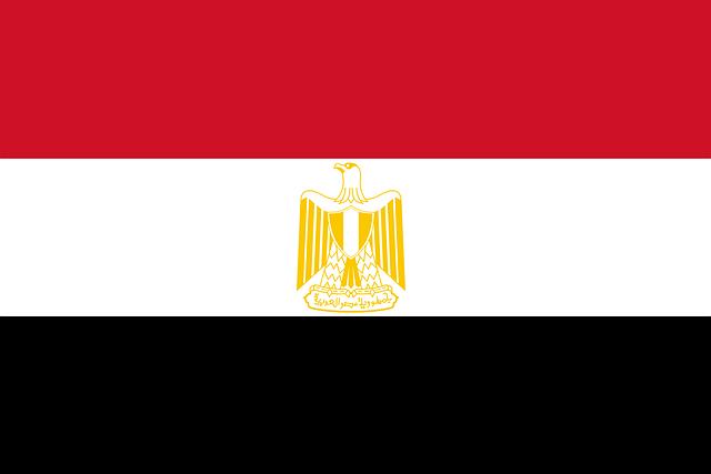 Bendera Negara Mesir