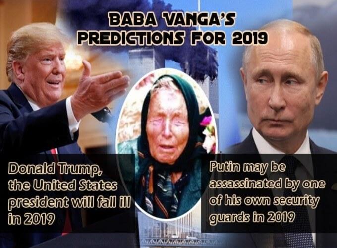 Baba Vanga 2019