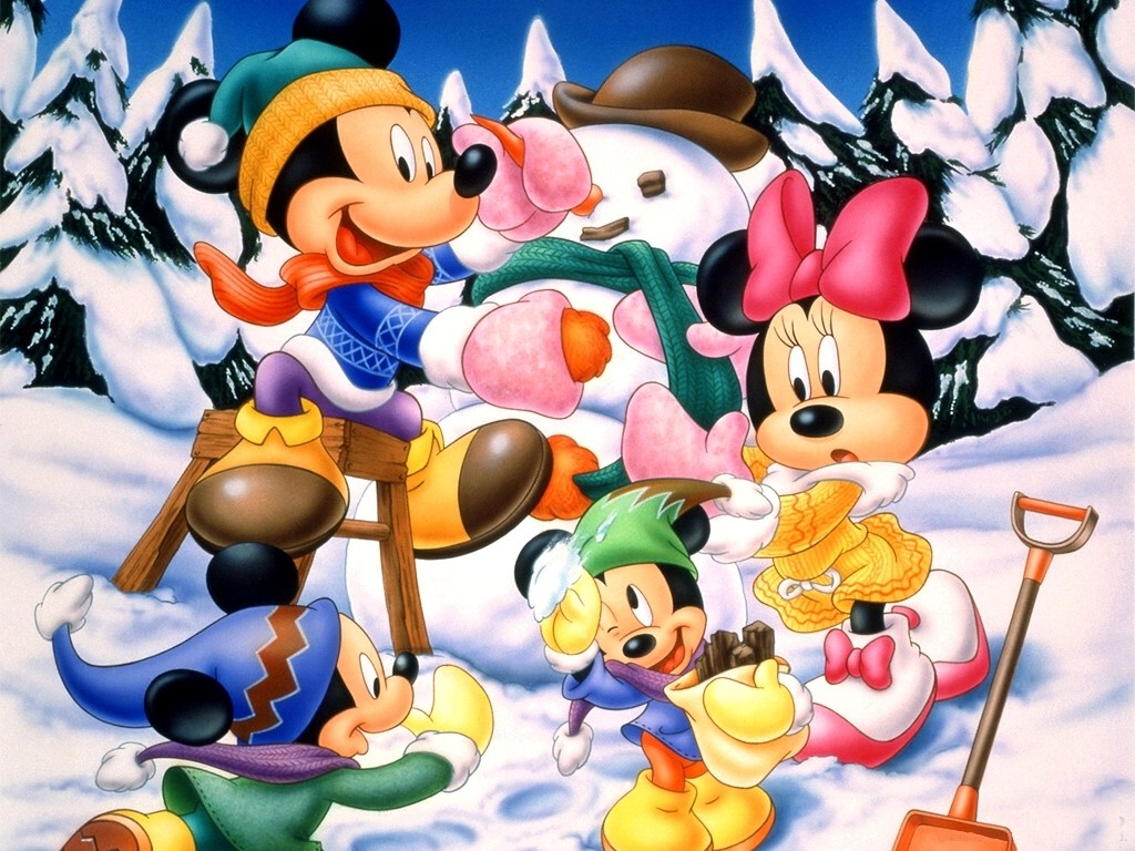 Mickey Mouse Family Pictures