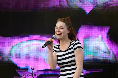 Cäthe live auf der Kieler Woche 2013 an der NDR-Bühne