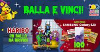 """Concorso Haribo """"Un ballo da Brividi"""" : vinci gratis Samsung Galaxy S20 e foniture da 100 buste di caramelle"""