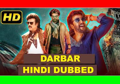 Darbar Hindi Dubbed Full Movie Download Filmywap