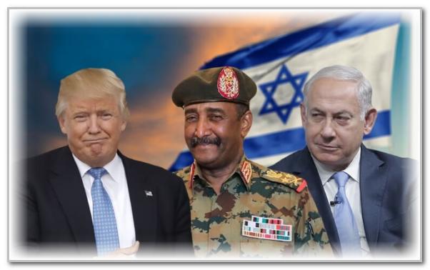 واشنطن تدرس رفع اسم السودان من قائمة الإرهاب مقابل التطبيع مع إسرائيل