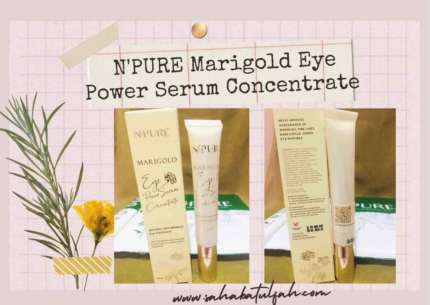 N'PURE-Marigold-Eye-Power-Serum