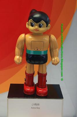 Astroboy Toy, HKIA, HK, China