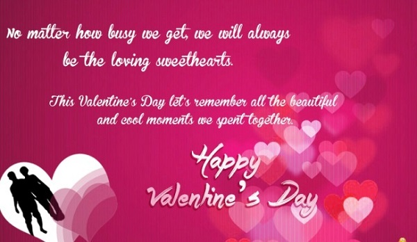 valentine day 2018 sms in hindi for girlfriend happy valentines day 2018 quotes wishes images wallpapers greetings cards sayings poems parade - Valentines Day Messages For Girlfriend