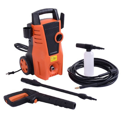 Electric Pressure Washer: Costway 1400PSI