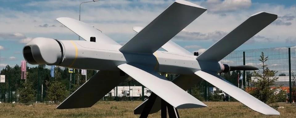 Росія розробляє систему повітряного мінування проти БпЛа