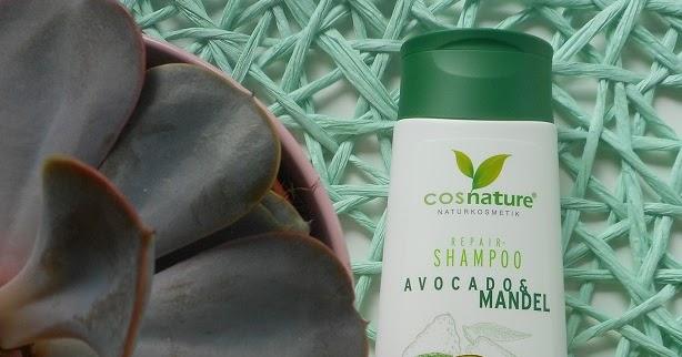 COSNATURE: Regeneruj?cy szampon Avocado & Migda?.