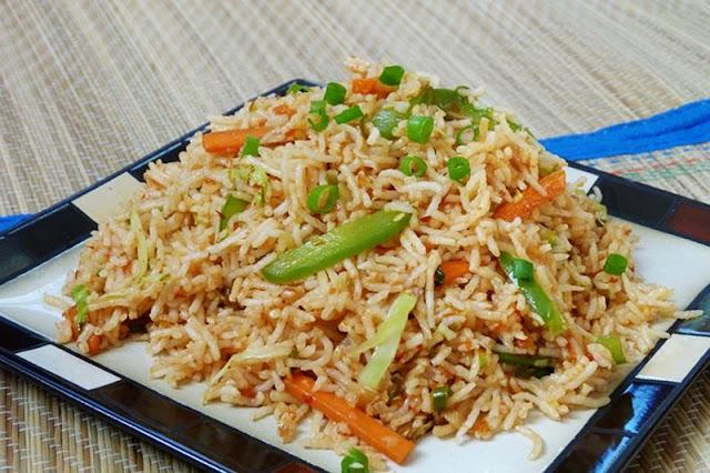 Cara Membuat Resep Nasi Goreng Teri Enak