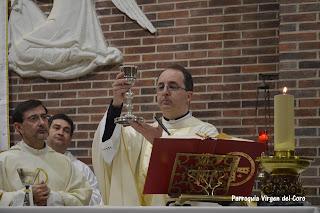 2017. Eucaristía de Acción de gracias por Julio