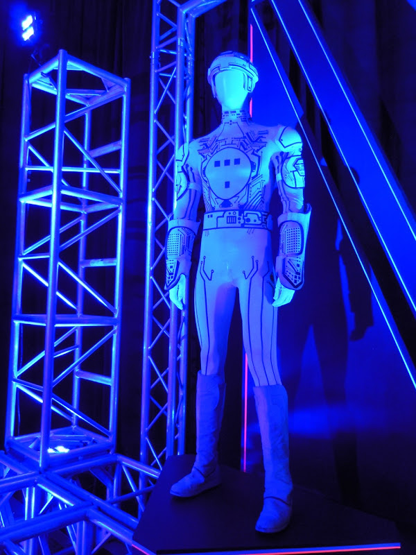 Bruce Boxleitner Tron movie costume