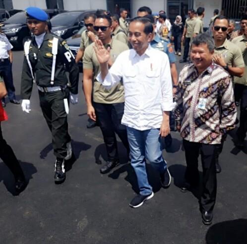 Agenda Presiden RI Joko Widodo Selama di Kabupaten Garut. ~ Media ... 25df94a33e