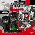 Stand With Palestine Virtual Run • 2021