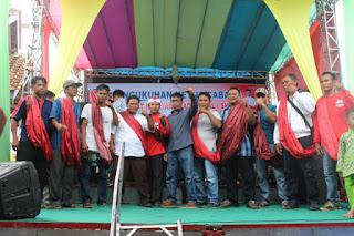 Serikat Nelayan Tradisional Indramayu Dukung Jokowi-Amin Ma'ruf Di Pilpres 2019