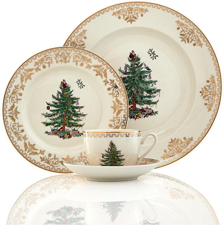 Twelve Days Of Christmas Plates