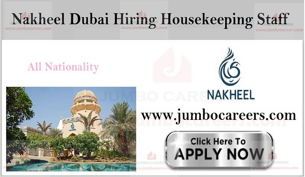 Urgent Dubai jobs, Latest job openings in Gulf countries,